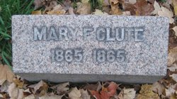 Mary Frances Clute