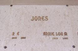 Annie Lou Jones
