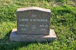 Larry A. Roderick