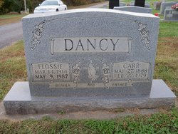 Mrs Flossie M. <i>Souther</i> Dancy