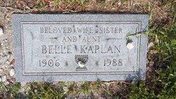 Belle Kaplan