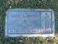 John Logan Akers