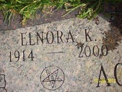 Elnora L. <i>Klaiber</i> Acheson