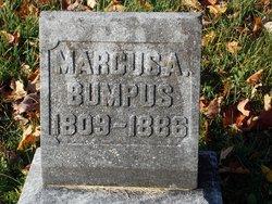 Marcus Aurelius Bumpus