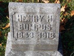 Henry H. Bumpus