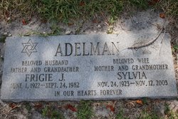 Frigie J Adelman