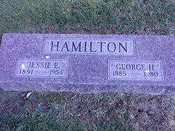Jessie E <i>Cooke</i> Hamilton