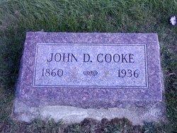 John D Cooke