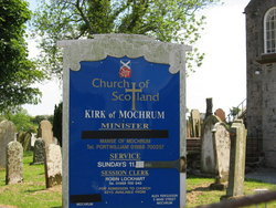 Mochrum Parish Churchyard