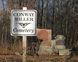 Conway Miller Cemetery