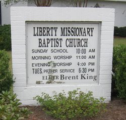 Liberty Missionary Baptist Church Cemetery
