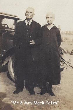Isaac Monroe Mack Cates