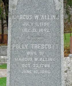 Polly <i>Trescott</i> Alling