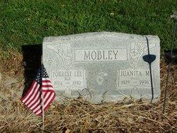 Juanita Maxine Poke <i>Phifer</i> Mobley