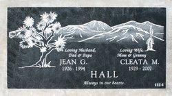 Jean G Hall
