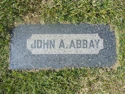 John Alexander Abbay