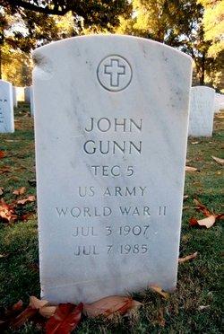 Johnnie Gunn