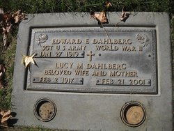 Edward E Dahlberg
