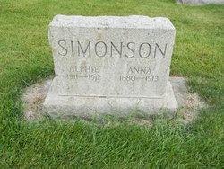 Alphie Simonson