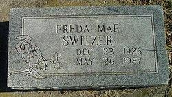 Freda Mae <i>Busch</i> Switzer