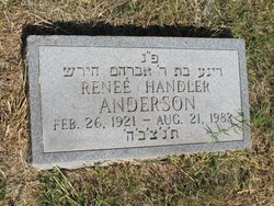 Renee <i>Handler</i> Anderson