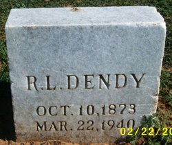 Robert Lee Dendy