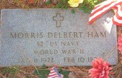 Morris Delbert Ham