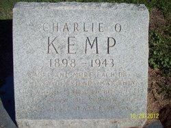 Charles Oswell Charlie Kemp
