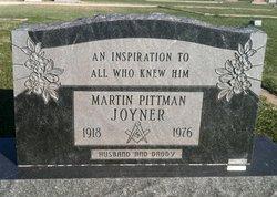 Martin Pittman Joyner