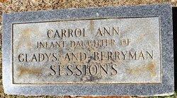 Carrol Ann Sessions