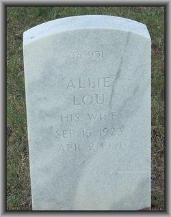 Allie Lou Davis