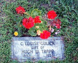 Carrie Louise <i>Gulick</i> Trapp