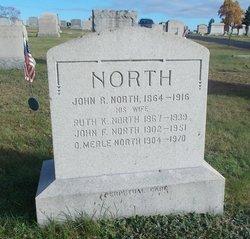 John R North