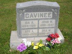 John Washington Cavinee