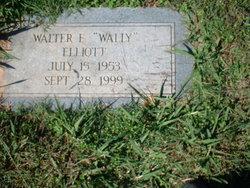 Walter Eugene Wally Elliott