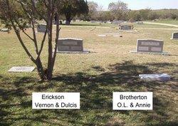 Annie B. Dolly <i>Erickson</i> Brotherton