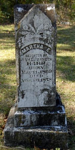 Martha E. Harp