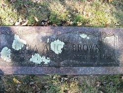 Cora Alice Brown