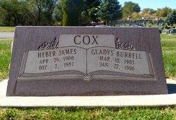 Heber James Cox