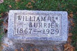 William H. Burrier