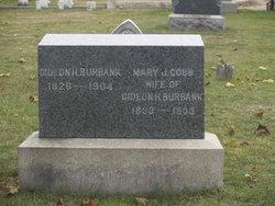 Gideon H. Burbank