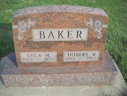 Lula May <i>White</i> Baker