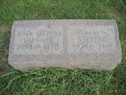 Alma <i>Stevens</i> Conner