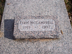 Lela Fern <i>Allen</i> McCampbell
