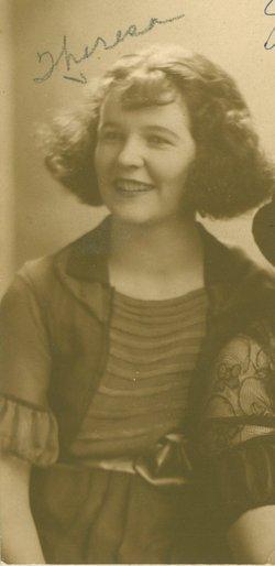 Theresa Henrietta <i>McMillan</i> Christian
