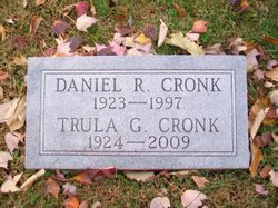 Trula <i>Gunter</i> Cronk