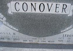 Donna Marie <i>Hutson</i> Conover
