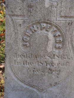 John A. Peters