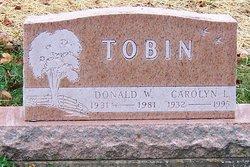 Donald W Tobin