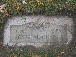 Agnes <i>Mercier</i> Gunner